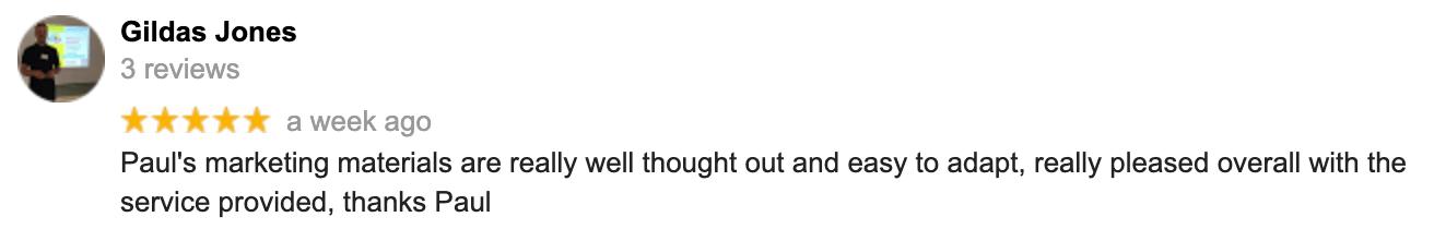 Gildas Jones review